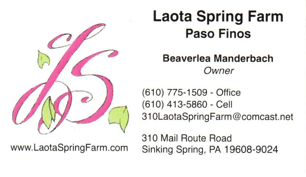 Laota Spring Farm